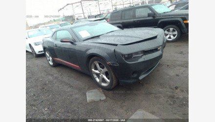 2015 Chevrolet Camaro LT Coupe for sale 101308571