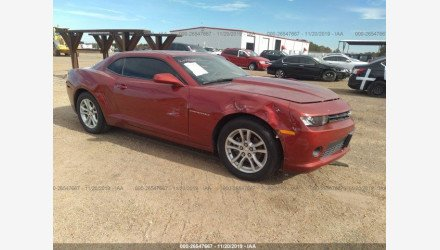 2015 Chevrolet Camaro LT Coupe for sale 101308577