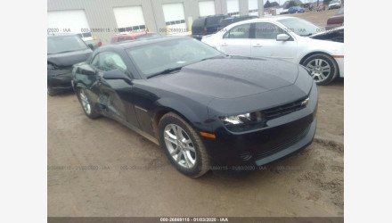 2015 Chevrolet Camaro LS Coupe for sale 101309129