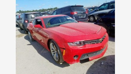 2015 Chevrolet Camaro LT Coupe for sale 101309451