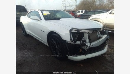2015 Chevrolet Camaro LS Coupe for sale 101323348