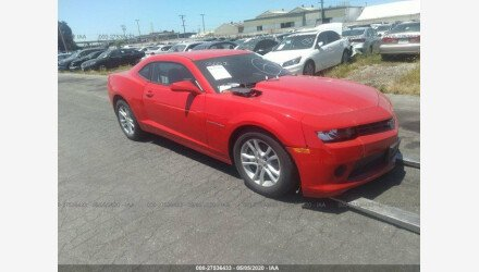2015 Chevrolet Camaro LS Coupe for sale 101323349