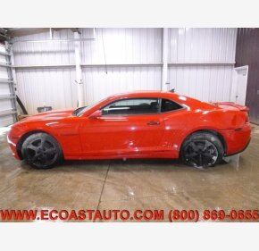 2015 Chevrolet Camaro LT Coupe for sale 101326377