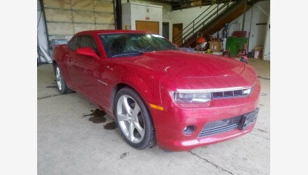 2015 Chevrolet Camaro LT Coupe for sale 101328643