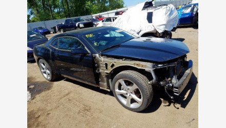 2015 Chevrolet Camaro LT Coupe for sale 101328644