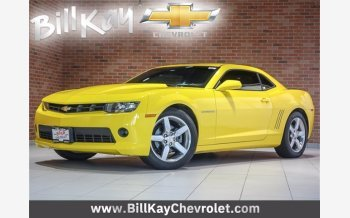2015 Chevrolet Camaro for sale 101330655
