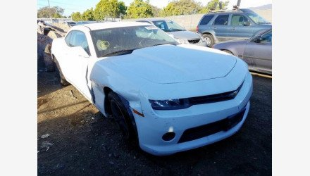 2015 Chevrolet Camaro LT Coupe for sale 101331771