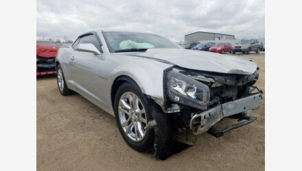2015 Chevrolet Camaro LS Coupe for sale 101332420
