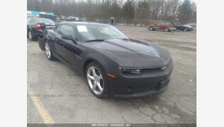 2015 Chevrolet Camaro LT Coupe for sale 101332850