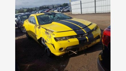 2015 Chevrolet Camaro LT Coupe for sale 101333920