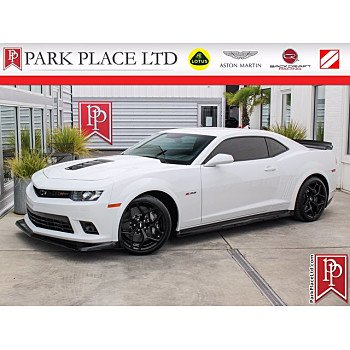 2015 Chevrolet Camaro for sale 101339605