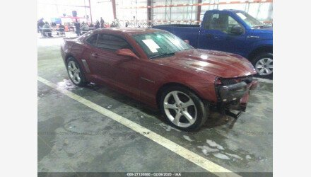 2015 Chevrolet Camaro LT Coupe for sale 101340581