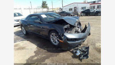 2015 Chevrolet Camaro LS Coupe for sale 101340646