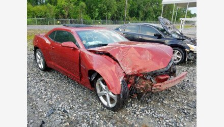 2015 Chevrolet Camaro LT Coupe for sale 101342144