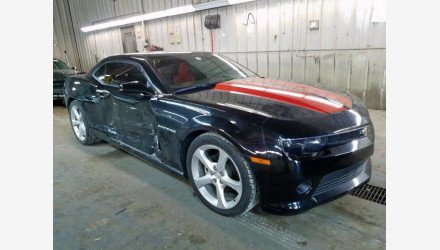 2015 Chevrolet Camaro LT Coupe for sale 101342990