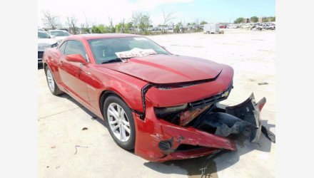 2015 Chevrolet Camaro LS Coupe for sale 101344631