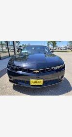 2015 Chevrolet Camaro for sale 101344839