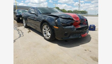 2015 Chevrolet Camaro LS Coupe for sale 101345608