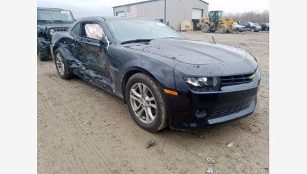 2015 Chevrolet Camaro LS Coupe for sale 101345610