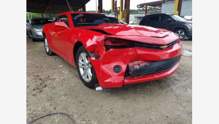 2015 Chevrolet Camaro LS Coupe for sale 101345612