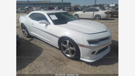 2015 Chevrolet Camaro LT Coupe for sale 101346747