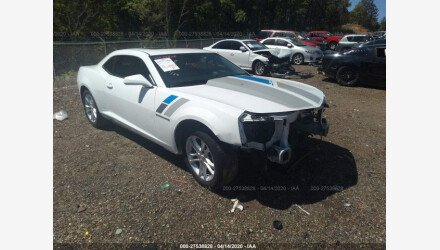 2015 Chevrolet Camaro LT Coupe for sale 101349774