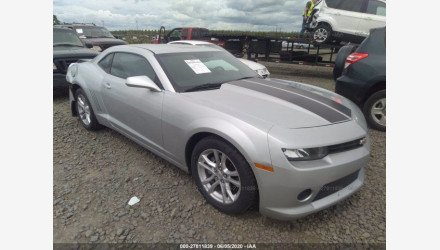 2015 Chevrolet Camaro LS Coupe for sale 101350179