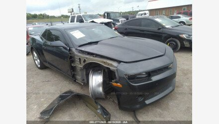 2015 Chevrolet Camaro LT Coupe for sale 101351177