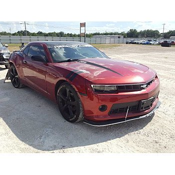 2015 Chevrolet Camaro LT Coupe for sale 101379874