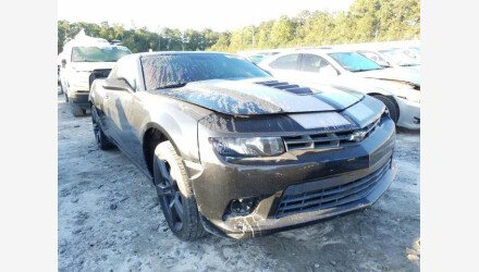 2015 Chevrolet Camaro SS Coupe for sale 101398422