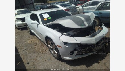 2015 Chevrolet Camaro LT Coupe for sale 101409233