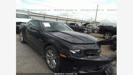 2015 Chevrolet Camaro LT Coupe for sale 101410125