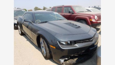 2015 Chevrolet Camaro SS Coupe for sale 101411302
