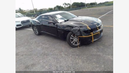 2015 Chevrolet Camaro LS Coupe for sale 101411356