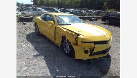 2015 Chevrolet Camaro LS Coupe for sale 101411670