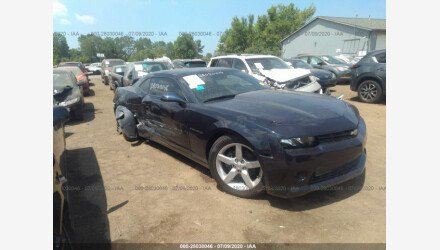 2015 Chevrolet Camaro LT Coupe for sale 101411673
