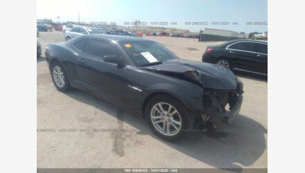2015 Chevrolet Camaro LS Coupe for sale 101411700