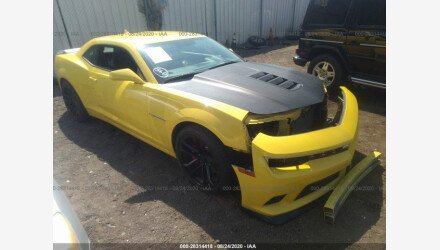 2015 Chevrolet Camaro SS Coupe for sale 101411943