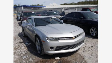 2015 Chevrolet Camaro LT Coupe for sale 101412295