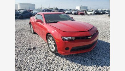 2015 Chevrolet Camaro LS Coupe for sale 101412446