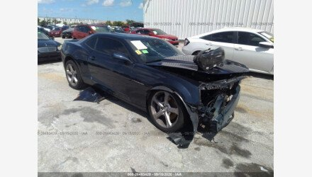 2015 Chevrolet Camaro SS Coupe for sale 101413204