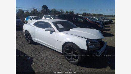 2015 Chevrolet Camaro LS Coupe for sale 101413265