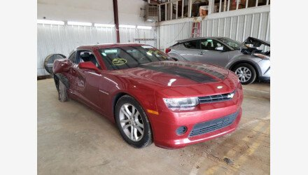 2015 Chevrolet Camaro LS Coupe for sale 101413729