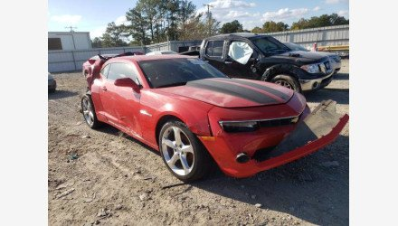 2015 Chevrolet Camaro LT Coupe for sale 101413757