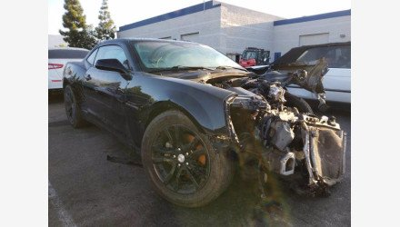 2015 Chevrolet Camaro LT Coupe for sale 101422810