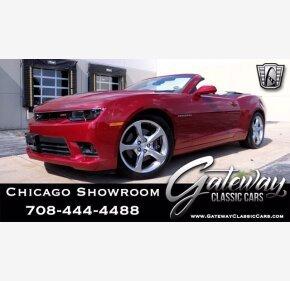 2015 Chevrolet Camaro for sale 101425437
