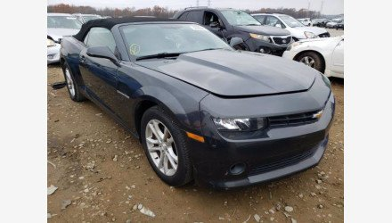 2015 Chevrolet Camaro LT Convertible for sale 101431277