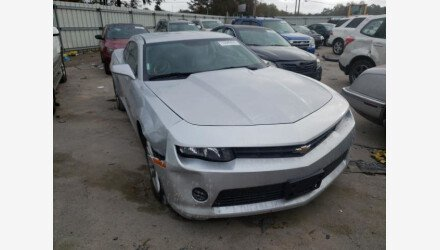 2015 Chevrolet Camaro LS Coupe for sale 101436822