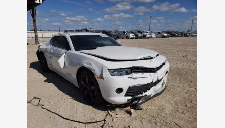 2015 Chevrolet Camaro LT Coupe for sale 101436836