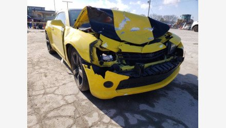2015 Chevrolet Camaro LS Coupe for sale 101436876